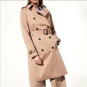 Aritzia Babaton Enando Trench Coat Size XS Jacket